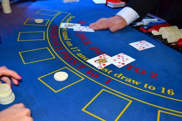 Casinoranare i verkligheten inte riktigt som pa film