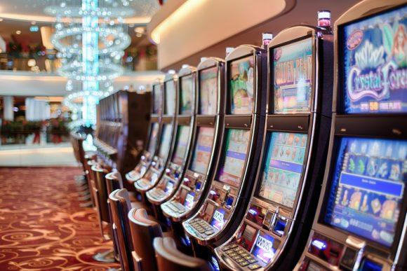 Casino Slots Online bonusar och kampanjer pa natet
