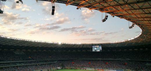 Fotbolls VM 2018 stader och arenor