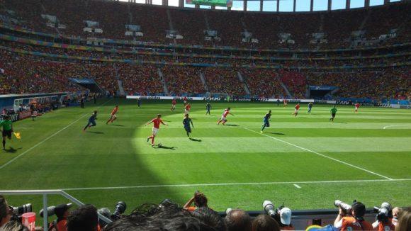 Grupper fotbolls VM 2018 Ryssland
