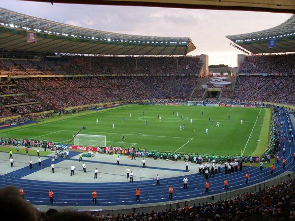 Slutspelet fotbolls VM 2018 Ryssland
