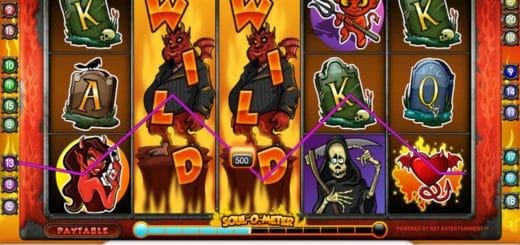 Devils Delight Videoslots Casinospel