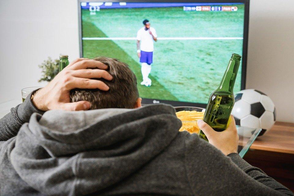 Fotboll pa TV