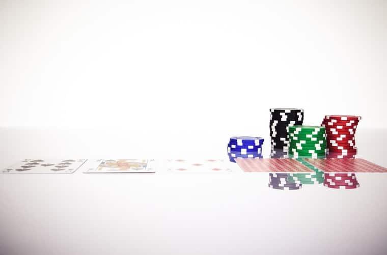 Poker och fotbollsbetting