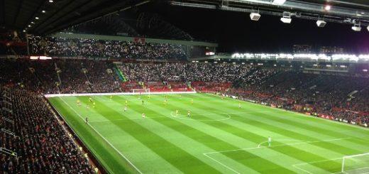 Man UTD Old Trafford