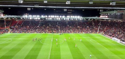 Old Trafford Man utd